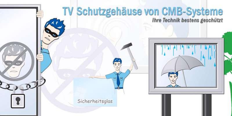 Informationen zum Thema TV Schutzgehäuse im Überblick
