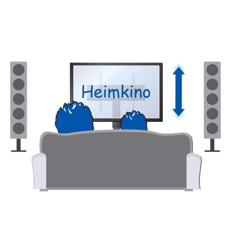 TV Lifte im Heimkino