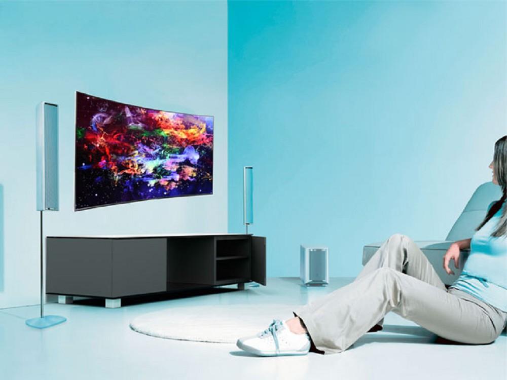 superslim m tv wandhalterung curved tv 26 55 zoll g nstig. Black Bedroom Furniture Sets. Home Design Ideas