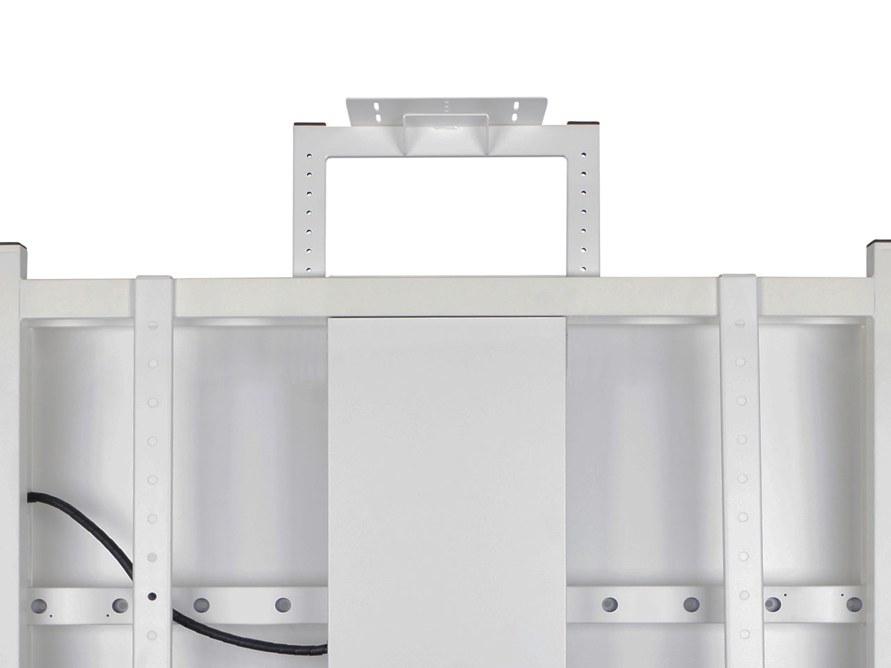 mb e stand m elektrisch h henverstellbarer tv st nder hub 80kg g nstig kaufen cmb systeme. Black Bedroom Furniture Sets. Home Design Ideas