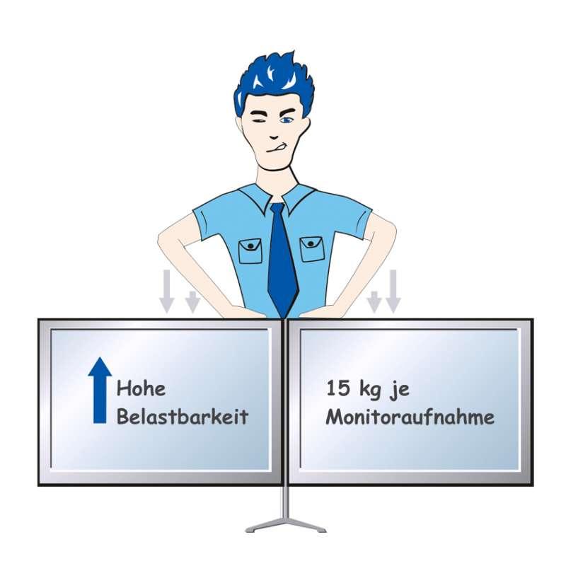 Monitor Halterungen Günstig Online Kaufen Cmb Systeme