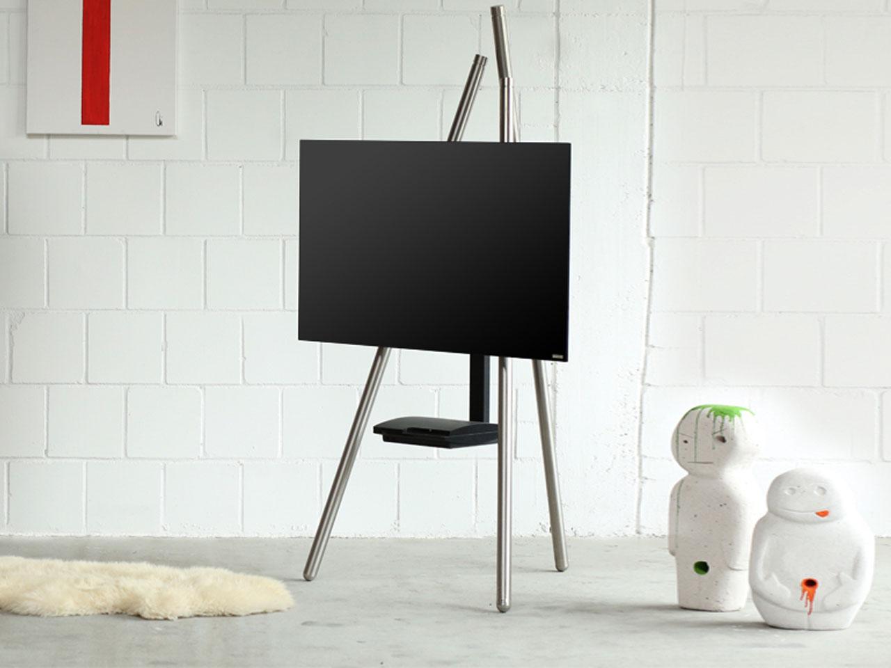 wissmann tv halter tripod art130 g nstig kaufen cmb systeme. Black Bedroom Furniture Sets. Home Design Ideas