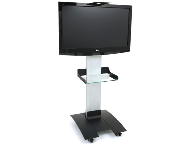 mobiler standfuss f r lcd led monitor flachbildschirme. Black Bedroom Furniture Sets. Home Design Ideas