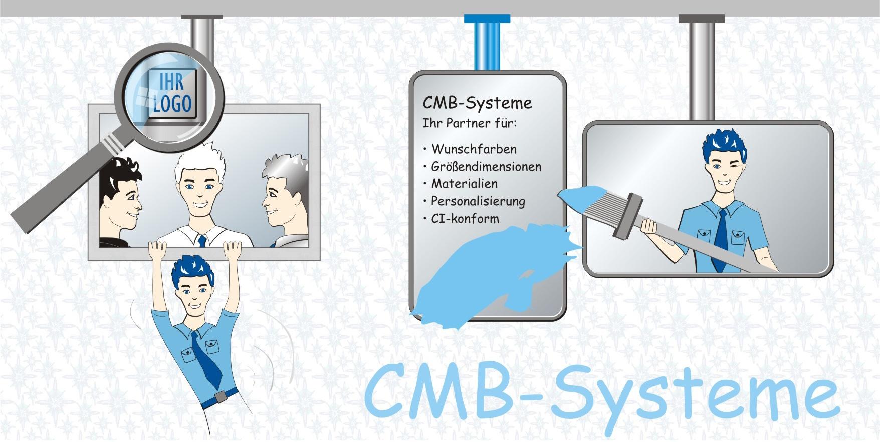 Sonderbau Edelstahl TV Deckenhalterung CMB-ESDH