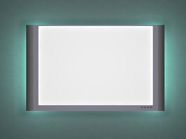 angenehme led hintergrundbeleuchtung f r wenig geld cmb systeme. Black Bedroom Furniture Sets. Home Design Ideas