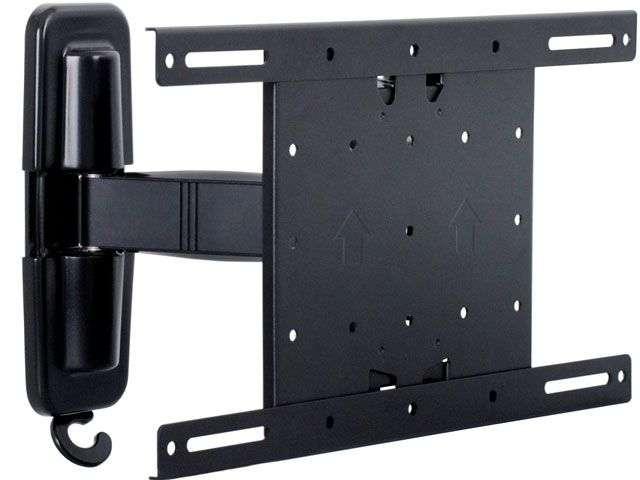 geniale neigbare schwenkbare wandhalterung f r ihren flachbildschirm cmb systeme. Black Bedroom Furniture Sets. Home Design Ideas