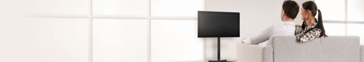 TV Ständer und TV Standfüße