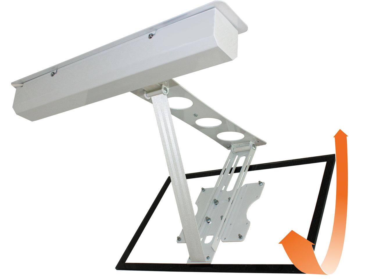 Klappbarer tv deckenhalter cmb topflip medium   22 36 zoll günstig ...